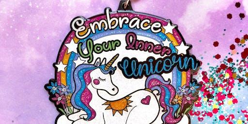 2019 The Embrace Your Inner Unicorn 5K & 10K - Raleigh