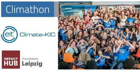 Climathon Leipzig: 24 hours for city-level solutions to climate change tickets