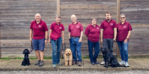 Hearing Dog Centre Tour with The Sparkling Business Club