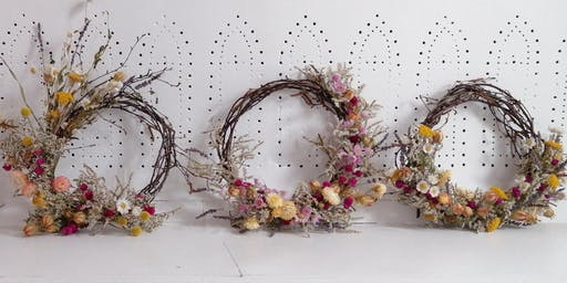 Seasonal Wreath Making