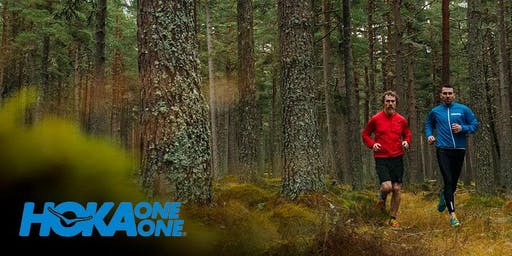 Hoka Demo Event & Trail Run - Aviemore