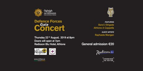 Defence Forces  Gala Concert tickets