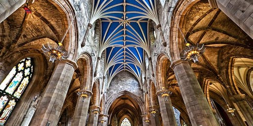 Edinburgh's Three Cathedrals - Talk & Coffee Morning
