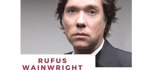 Rufus Wainwright | Roma Summer Fest biglietti