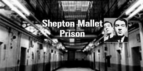 Shepton Mallet Prison Ghost Hunt tickets