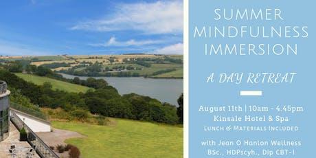 Summer Mindfulness Immersion tickets
