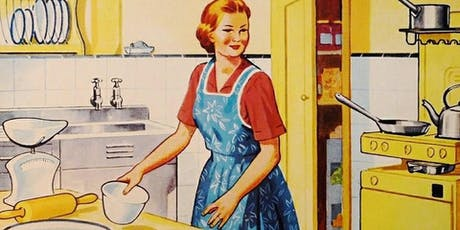 Washing the Nappies: Working in the Post-War Suburban Kitchen tickets