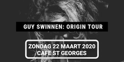 Guy Swinnen Origin Tour