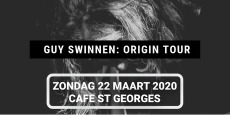 Guy Swinnen Origin Tour tickets
