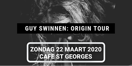 Guy Swinnen Origin Tour billets