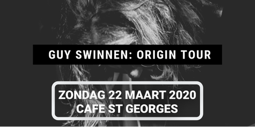 Guy Swinnen Origin Tour