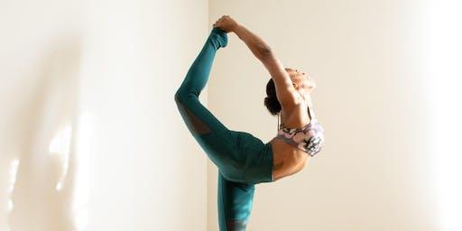 Cours de yoga suivi d'une dégustation d'un jus détox