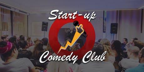 Start-up Comedy Club #53 (LA DERNIÈRE) billets