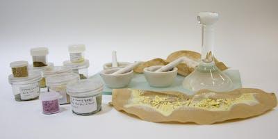 Natural Pigments and Paints Workshop