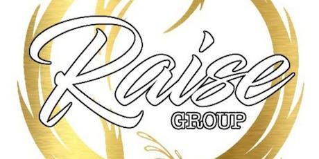 Workshop Raise Group  biglietti