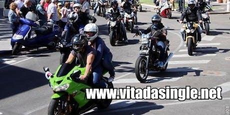 """Quattordicesimo Motoraduno Vitadasingle """"Lago di Viverone & zona del biellese"""" (partenza da Milano) biglietti"""