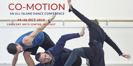 Co-Motion: Dance & Borders tickets