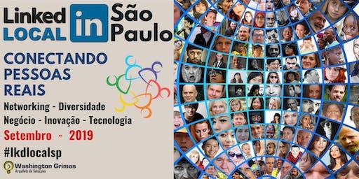 #LinkedInLocal São Paulo - CONECTANDO PESSOAS REAIS