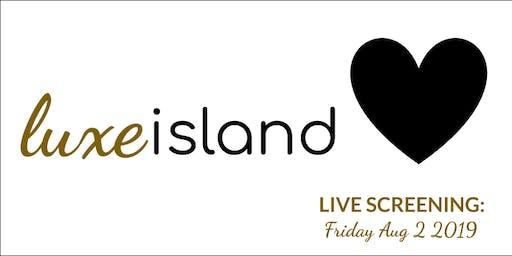 VIP Singles Event + Love Island Screening