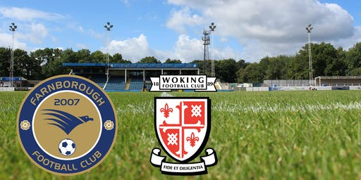Farnborough vs Woking