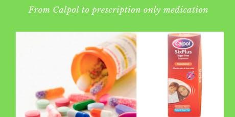 Level 1 Safer Medication Administration in Schools & Nurseries tickets