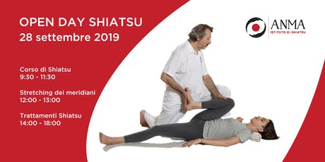 OPEN DAY SCUOLA DI SHIATSU tickets
