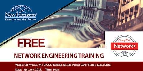 Free Training on Network Engineering tickets