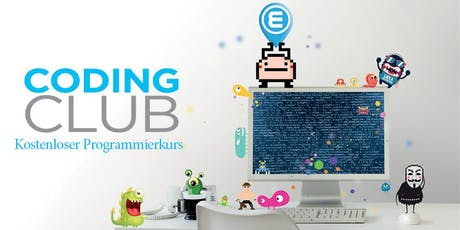 Coding Club Tickets