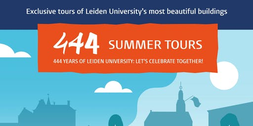 444 - Summer tours - ENG - Academybuilding + PJ-Vethbuilding