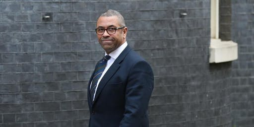 An Evening with James Cleverly MP