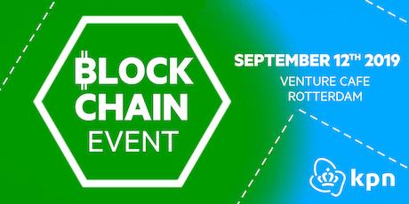 KPN Blockchain Speeddates @Venture Café tickets