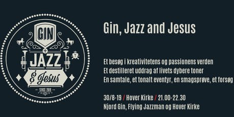 Gin, Jazz n Jesus tickets