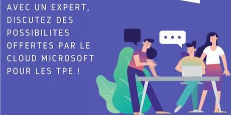 Portes Ouvertes - Découvrez Microsoft 365 et Teams billets