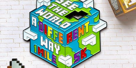 Now Only $12! See the World Differently- 1M/5K Autism Awareness-Grand Rapids tickets