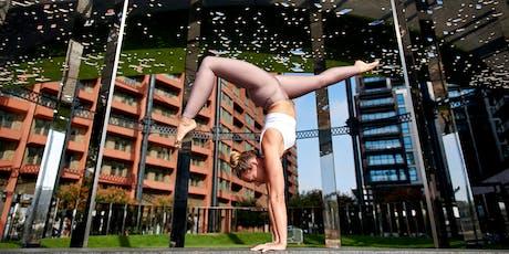 TSE presents: Outdoor yoga workshop with Cat Meffan tickets