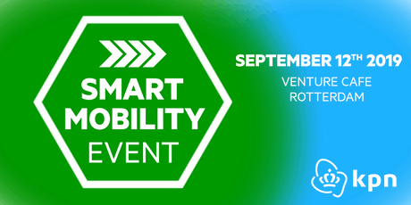 KPN Startup Speeddate Session on Smart Mobility  tickets