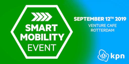 KPN Speeddate Session on Smart Mobility @Venture Café