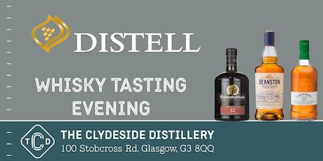 Bunnahabhain, Deanston & Tobermory Whisky Tasting at The Clydeside tickets