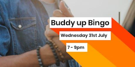 Buddy-up Bingo tickets