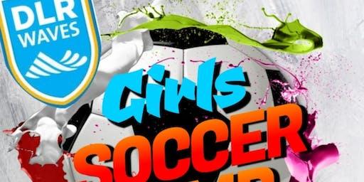 DLR Waves Summer Soccer Camp