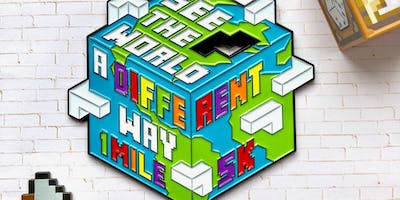 Now Only $12! See the World Differently- 1M/5K Autism Awareness-Arlington