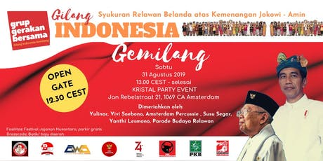 Gilang Indonesia Gemilang tickets