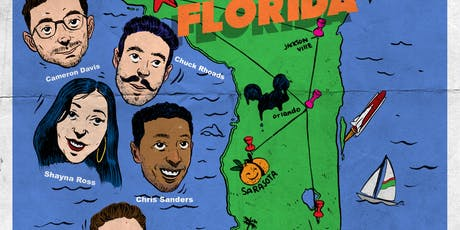 Unfamous In Florida Comedy Tour: Sarasota tickets