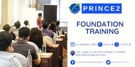 Prince2 Foundation Training | Sydney | August | 2019 tickets