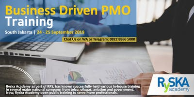 Business Driven PMO Training