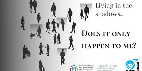 "Launch of ""Does it only happen to me?"" Report on Social and Economic Discrimination and the Public Sector Duty tickets"