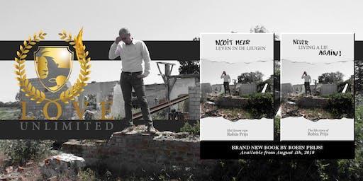 Boekpresentatie: 'Nooit meer leven in de leugen' (Robin Prijs)