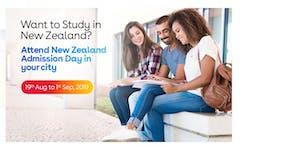 Study New Zealand- Free New Zealand Education Fair in...
