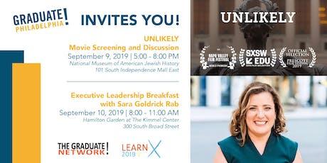 Graduate! Philadelphia - Film Screening & Executive Breakfast tickets