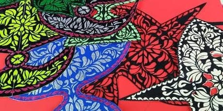 CRAFTS GALORE: Traditional Wau Merak Johor / Layang Layang (Traditional Kite) Workshop tickets